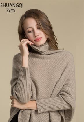 Womens turtleneck Pullover